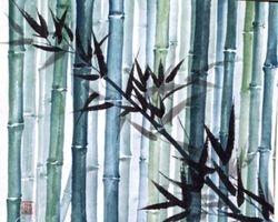 Bamboo   Field       A
