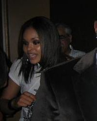 Demetria McKinney At The House Of Payne Wrap Party