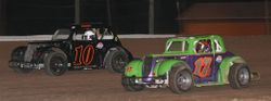 2008 racing action
