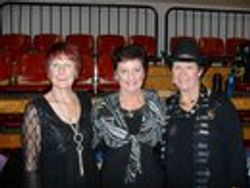 Dawn, Rhonda, Marilyn