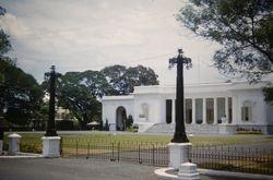 233 Presidents Palace Djakarta 1960