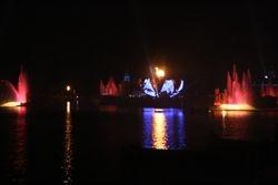 Fireworks Display, Epcot, Orlando