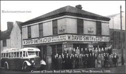 West Bromwich. 1937.