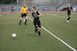 Amanda Waszgis #13