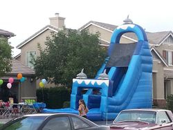 Big Waterslides For rent !!