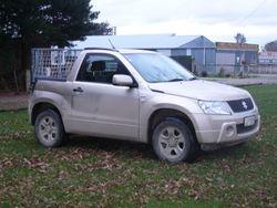 2007 Suzuki Welldeck