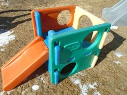 Little Tikes Small Cube Climber - $50