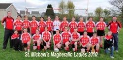 St. Michael's Ladies 2010