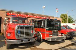 Pumpers 541 and 530