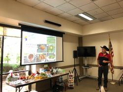 November speaker: Roger Lubiens with an introduction to his family farm and a update on modern farmimg.