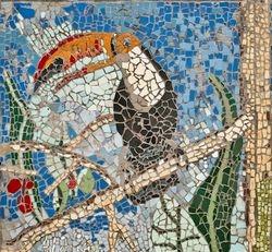 Toucan Mosaic (detail)