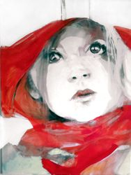"""Red Gabrielle"""
