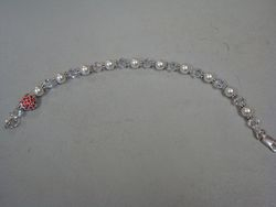Mother-Son Birthstone Bracelet