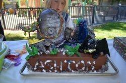 HTTYD Cake