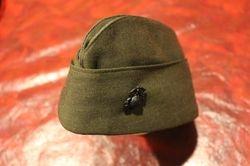 3rd Marine Exp Brigade, Winter Uniform.