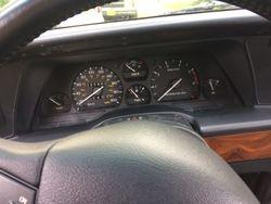 Ford Thunderbird 5.0 high output '93