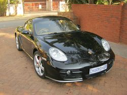 Cayman S front