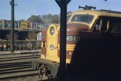 227 Albury Rail Station 1962