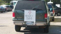 Follow the sign!