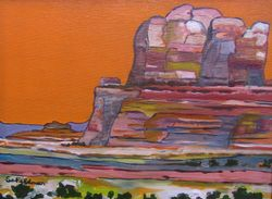 Sunset Mesa