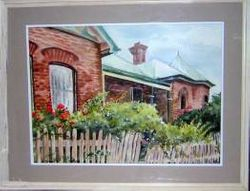 'Cottage in Battery Point, Hobart'