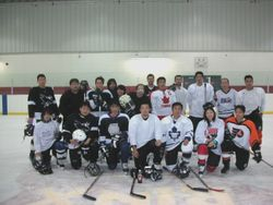 SNHC vs Honda Japanese team 5