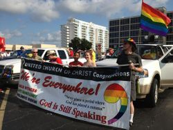 Local UCC Churches Support Pride!