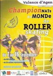 2001 - Valence d'Agen, France