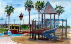 Avila Beach Playground