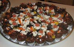 Halloween Buggy Cupcakes