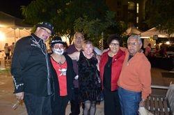 Henry, Yolanda, Jose Lozano & his sister Alice, Marsha Judd & Enrique Serrato