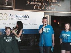 St. Baldrick's Fundraiser