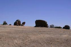 The Hatstack Rock formation