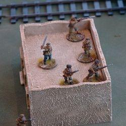 White Infantry