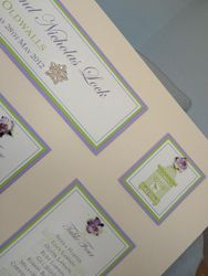 Birdcage Table Plan Close Up