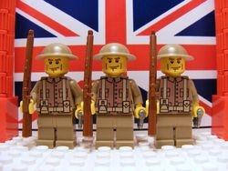 British Hampshire Regiment