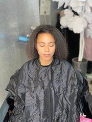 Braidless Weave