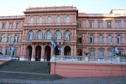 Pink Palace, Buenos Aries