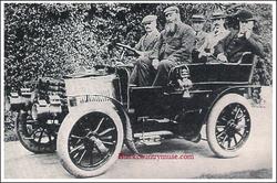 Road Trial. 1902.