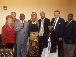 Louis C. Fields & Guests