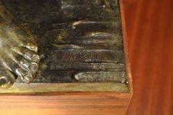 Detail de la signature
