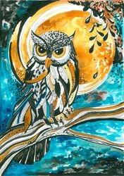 Owl €130