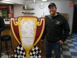 11th Place Trophy