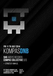 2014.07.11 - Kompas Drum And Bass @ Birmingham