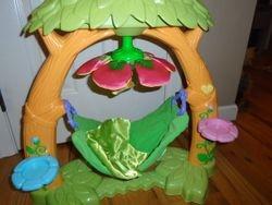 Fisher Price Snugglekins Doll Tree Swing - $20