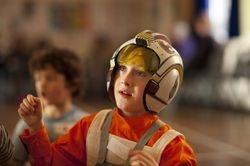 A young Luke...