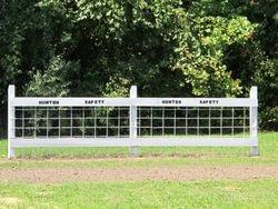 hunter safety fence