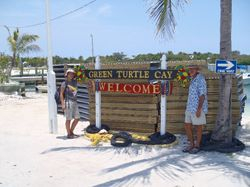 New Plymouth on Green Turtle Cay