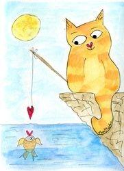 Come on Valentine, Take the bait!