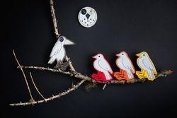 Heijastavat Linnut, Reflective bird